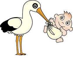 Prachtige geboortekaartjes online gevonden