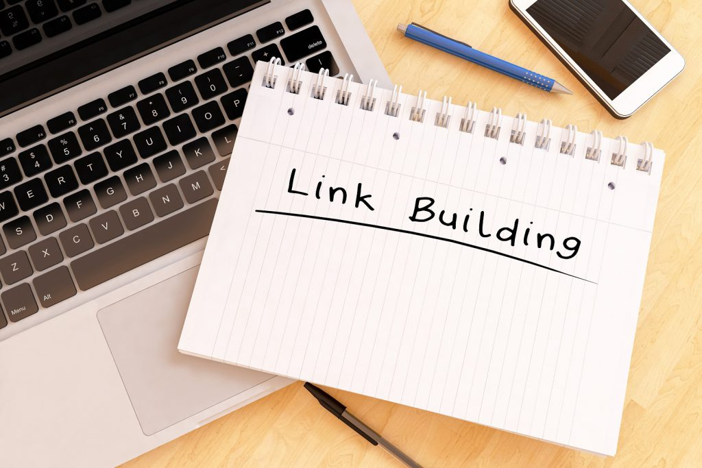 Linkbuilding pakket