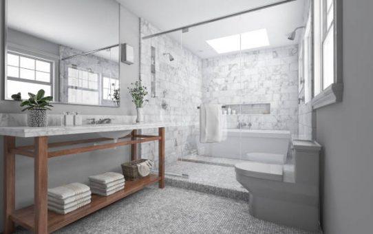 Een complete badkamer bouwen