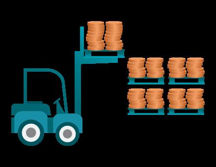 Voorraadmanagement zorgt voor meer cashflow