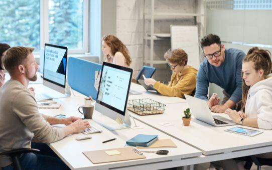 Het voordeel van een goede kantoormeubel webshop